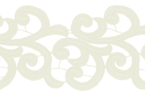 Nadine Lace Ribbon - ivory