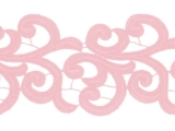 Nadine Lace Ribbon - rosepink