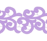 Nadine Lace Ribbon <span class='shop_red small'>(lilac)</span>