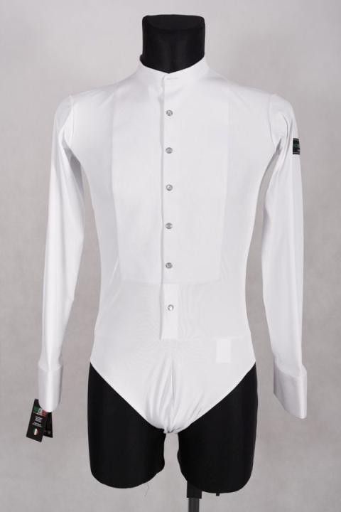 Koszula Stretch white