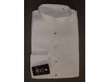 Koszula frakowa Stretch white