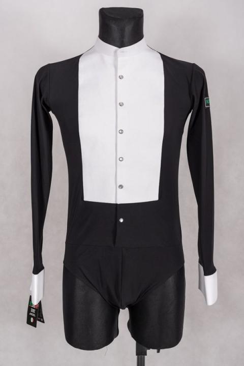 Koszula Stretch black