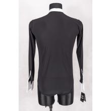 Koszula frakowa Stretch black