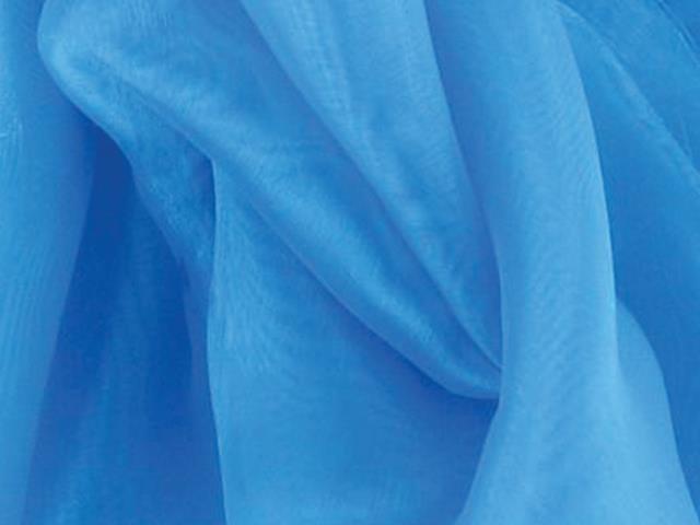 organza CHR-C - blue zircon CHR