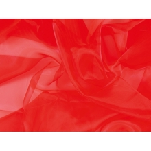 organza CHR-C - hot red CHR NEW!