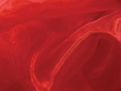 organza CHR-C - cherry red CHR
