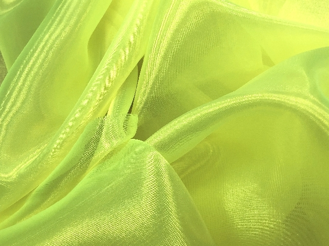 organza CHR-C - tropic lime CHR