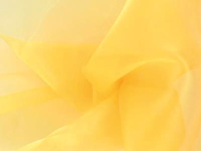 organza CHR-C - sassy yellow CHR