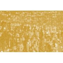 Frędzle cekinowe DSI - gold