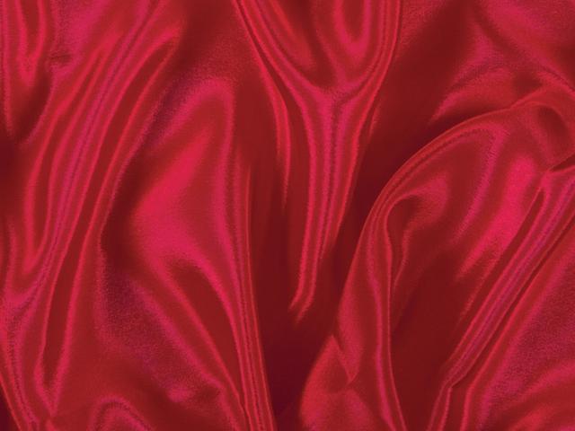 satin chiffon CHR-C - hot red