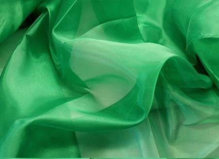 crystal organza CHR-C - emerald CHR