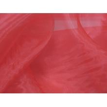 crystal organza CHR-C - salmon CHR