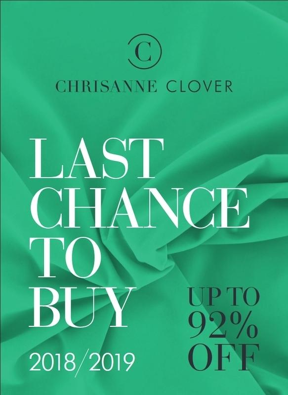 Katalog Chrisanne Clover SALE on-line
