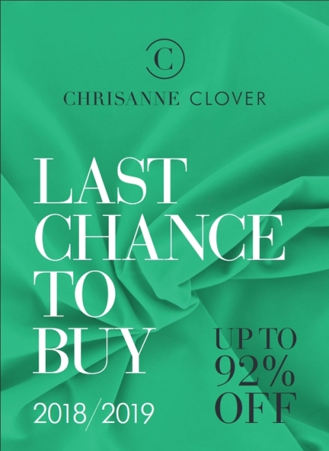 Katalog Chrisanne Clover SALE on-line