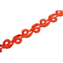 Galia Lace Ribbon CHR-C - orange