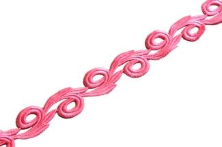 Galia Lace Ribbon CHR-C - candy
