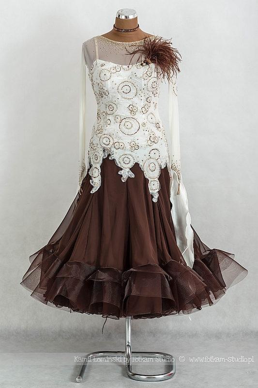 Sukienka MJD2894
