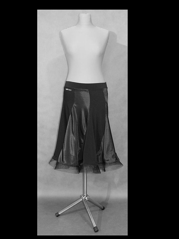 Spódnica S11 - S11 satyna