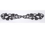 Beverly Lace Pair - black