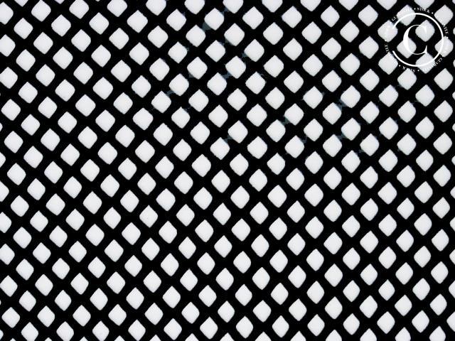 fish net (siatka) CHR - black
