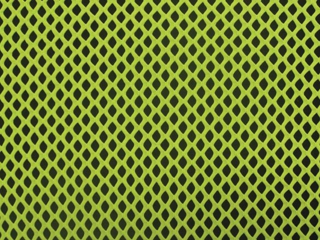 Fish Net (siatka) CHR - fluorescent green