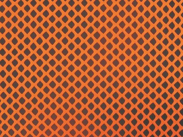 fish net (siatka) CHR - fluorescent orange