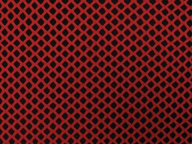 fish net (siatka) CHR - red