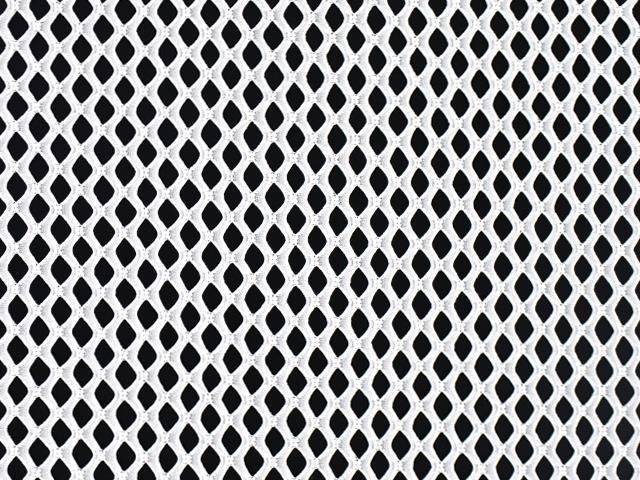 fish net (siatka) CHR - white