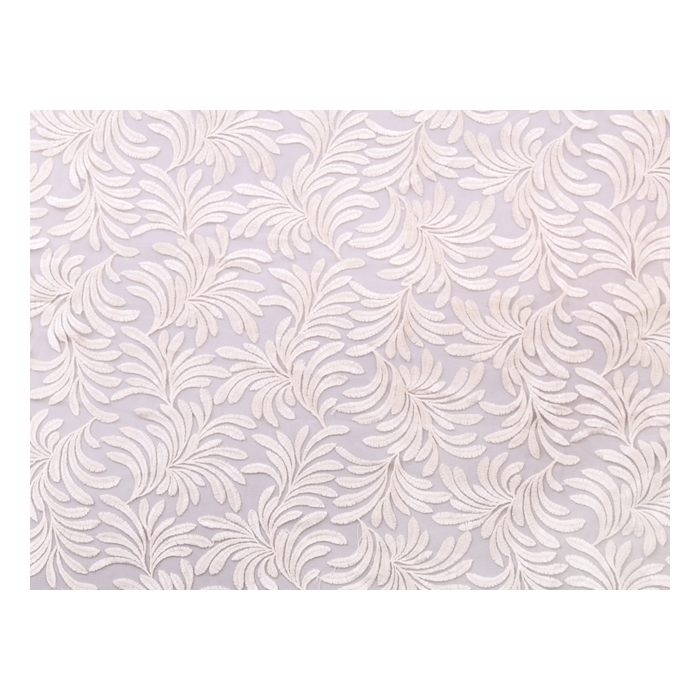 Kyra Embroidered Net SALE!  - cobalt