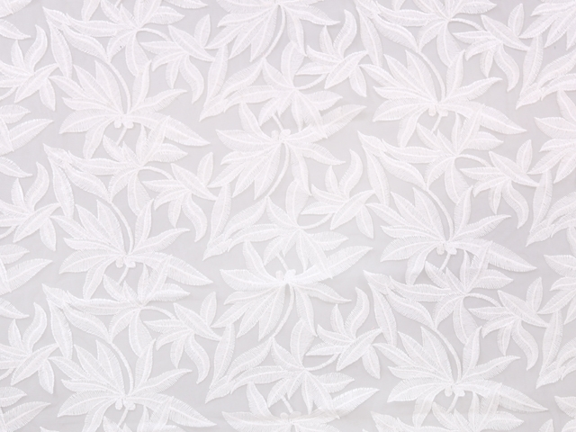 Helena Embroidered Net SALE! - hot magenta