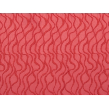 Liberty Embroidery on Stretch Net SALE! - red
