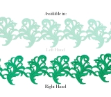 Tamara Ribbon Lace Right <span class='shop_red small'>(spearmint)</span>