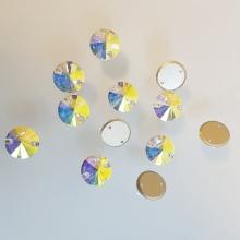 Okrągłe MARABO crystal AB