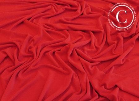 crepe luxury CHR-C - fluorescent red