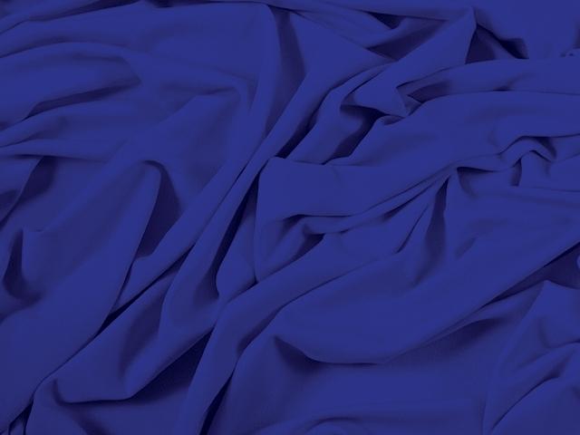 crepe luxury CHR-C - cobalt