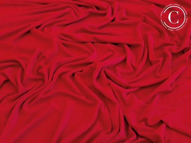 crepe luxury CHR-C - red