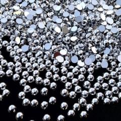 Perły silver