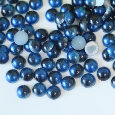 Perły sapphire