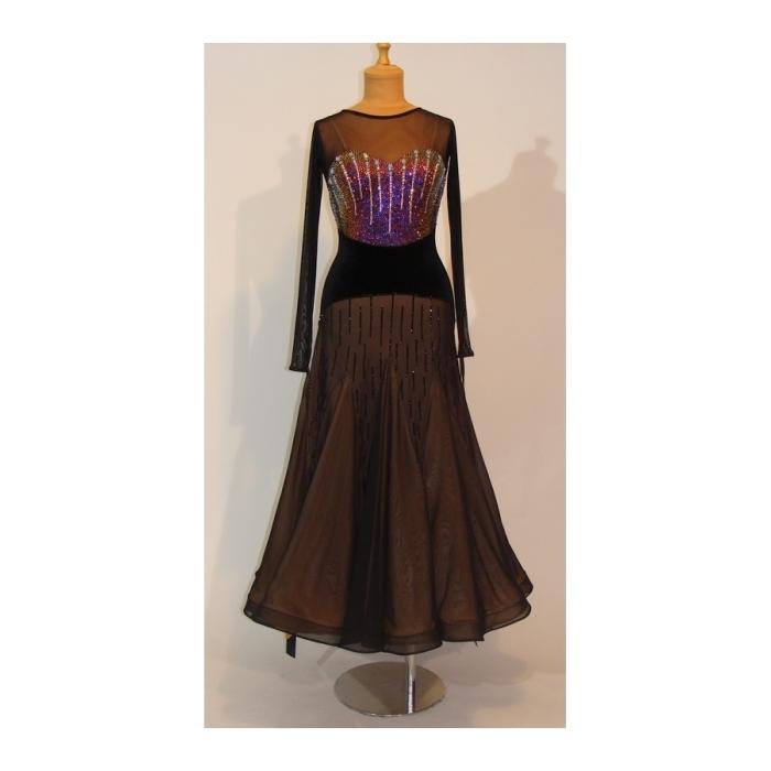 Sukienka do tańca Ineta M1979