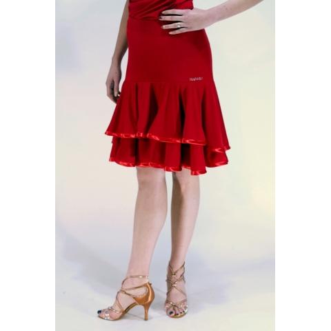 Spódnica S30 red