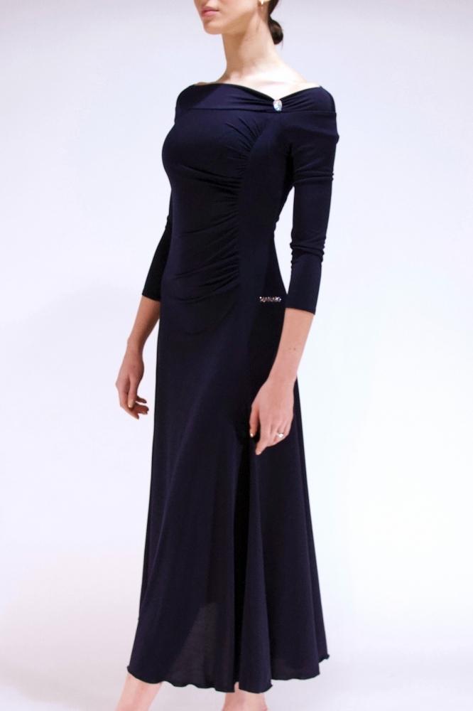 Sukienka D01 navy
