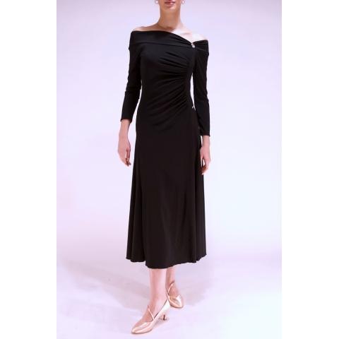 Sukienka D01 black
