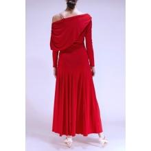 Sukienka D03 red