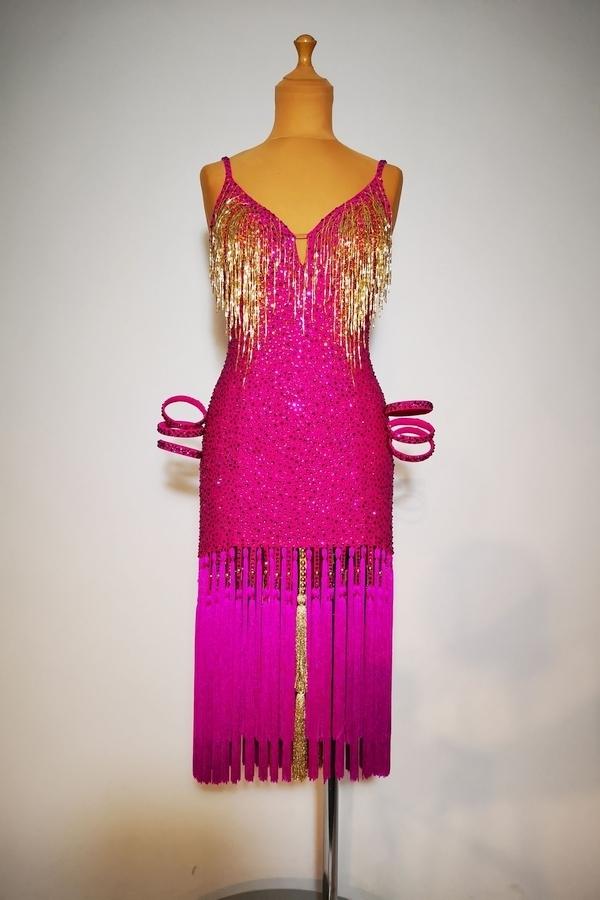 Sukienka do tańca MJD2995