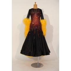 Sukienka do tańca MJD2998