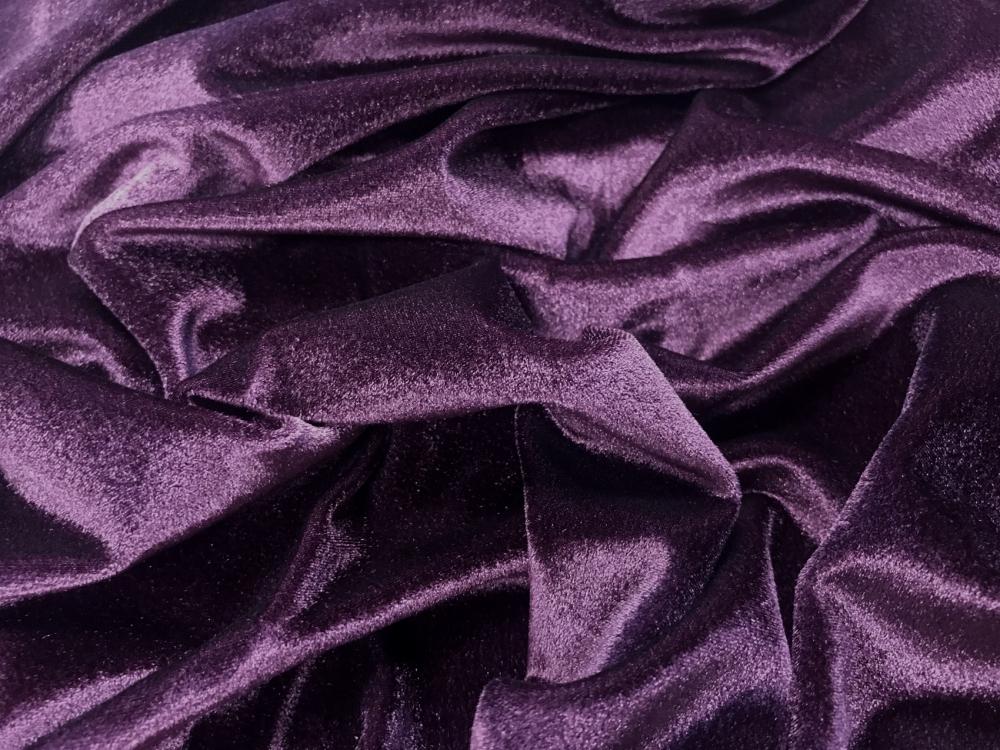 smooth velvet CHR-C/PLUM