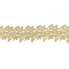 georgina ribbon lace/BUTTERCREAM