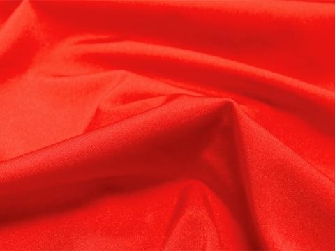 lycra lustre CHR-C/HOT RED