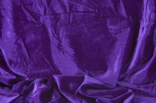 Smooth velvet DSI - purple
