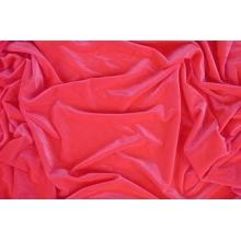 Smooth velvet DSI - scarlet